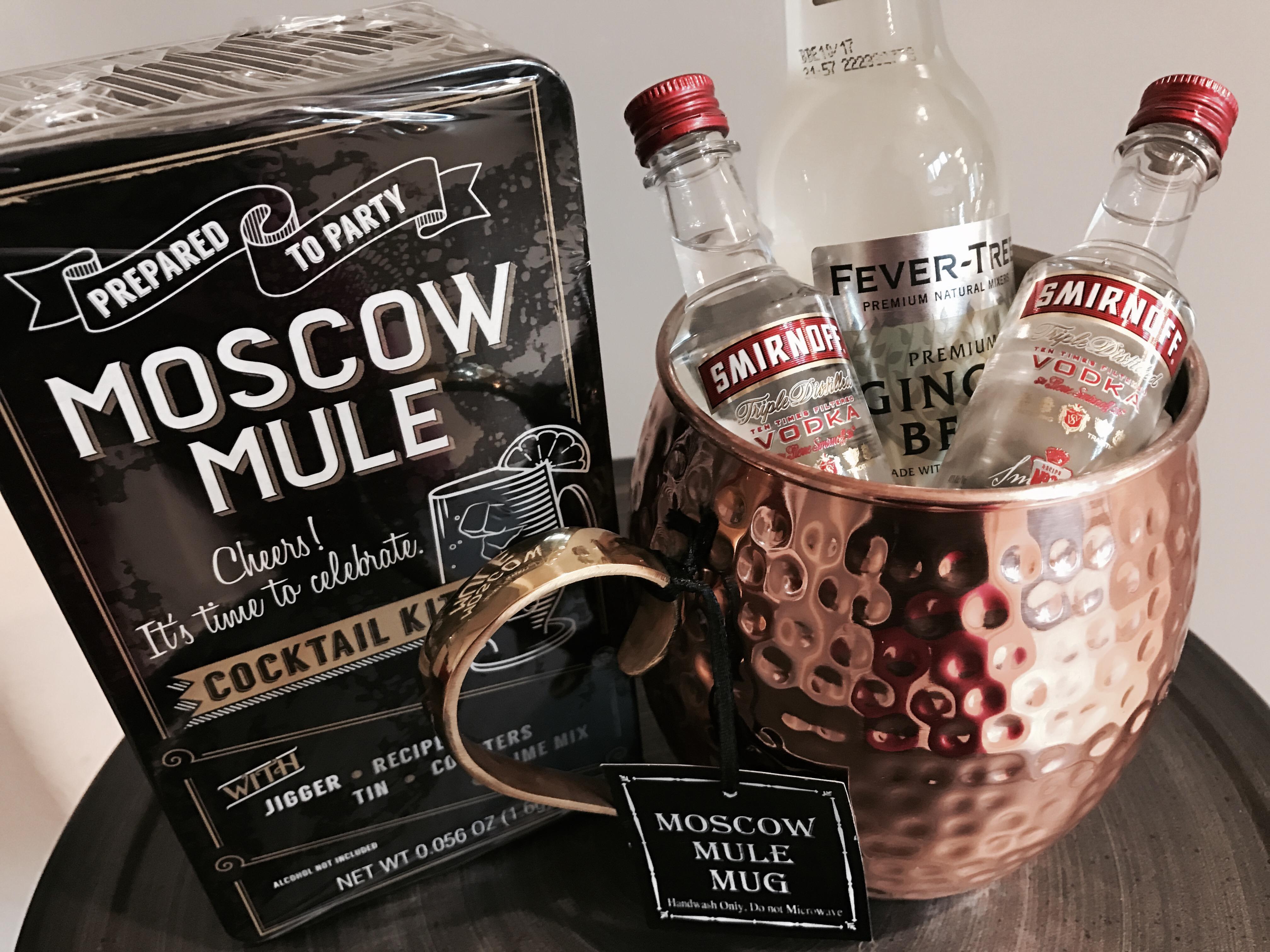 White Elephant- Moscow Mule – Cattleya Lifestyle